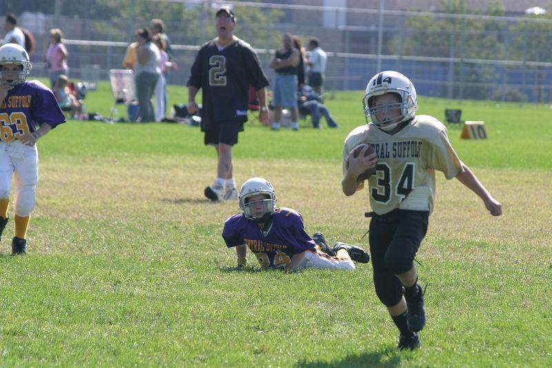 2003 Ryan's Football vs Vikings 178