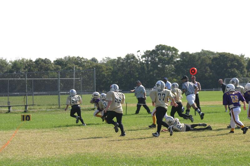 2003 Ryan's Football vs Vikings 096