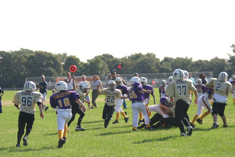 2003 Ryan's Football vs Vikings 092