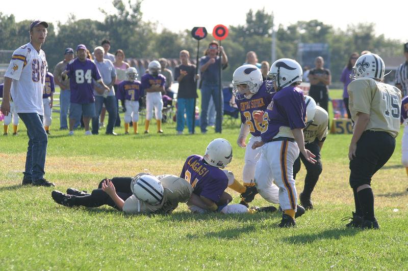 2003 Ryan's Football vs Vikings 042