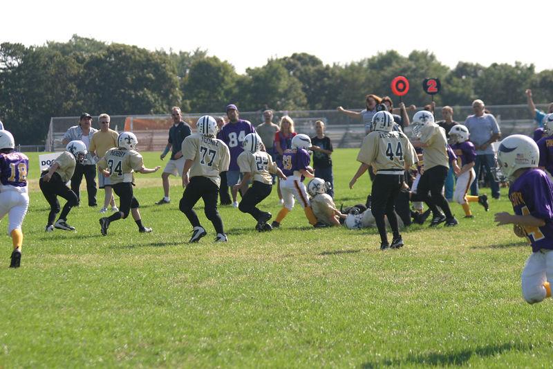 2003 Ryan's Football vs Vikings 081
