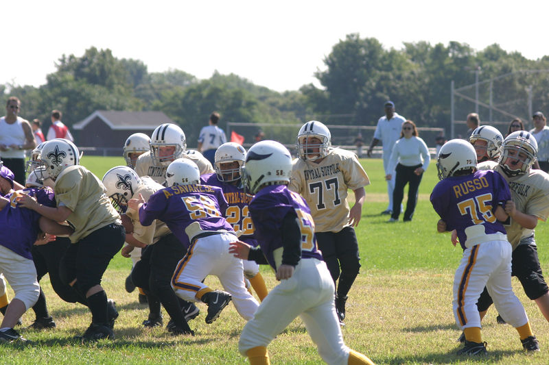 2003 Ryan's Football vs Vikings 182