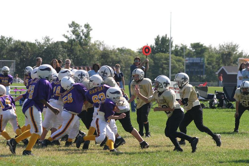 2003 Ryan's Football vs Vikings 197