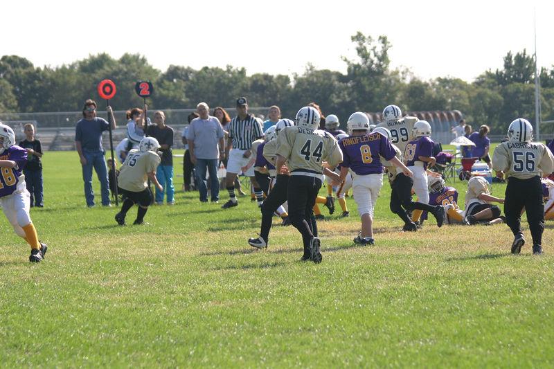 2003 Ryan's Football vs Vikings 076