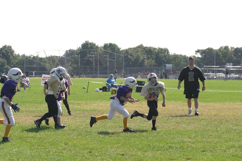 2003 Ryan's Football vs Vikings 160