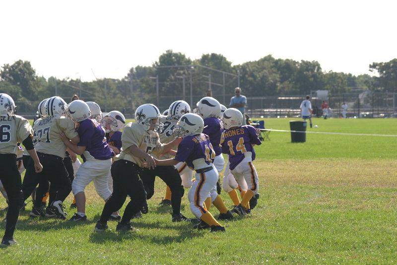 2003 Ryan's Football vs Vikings 063