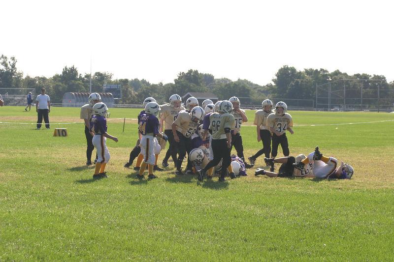 2003 Ryan's Football vs Vikings 017