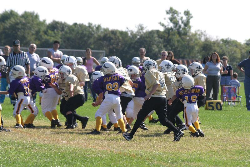 2003 Ryan's Football vs Vikings 191