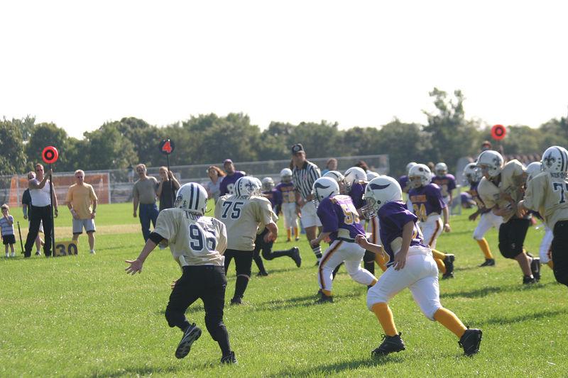 2003 Ryan's Football vs Vikings 088