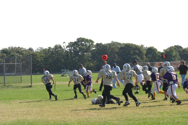 2003 Ryan's Football vs Vikings 094