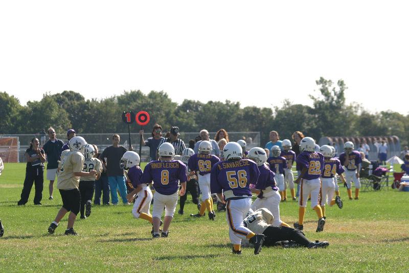 2003 Ryan's Football vs Vikings 074