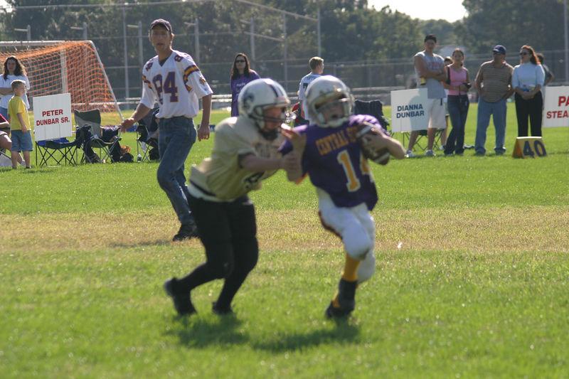 2003 Ryan's Football vs Vikings 084