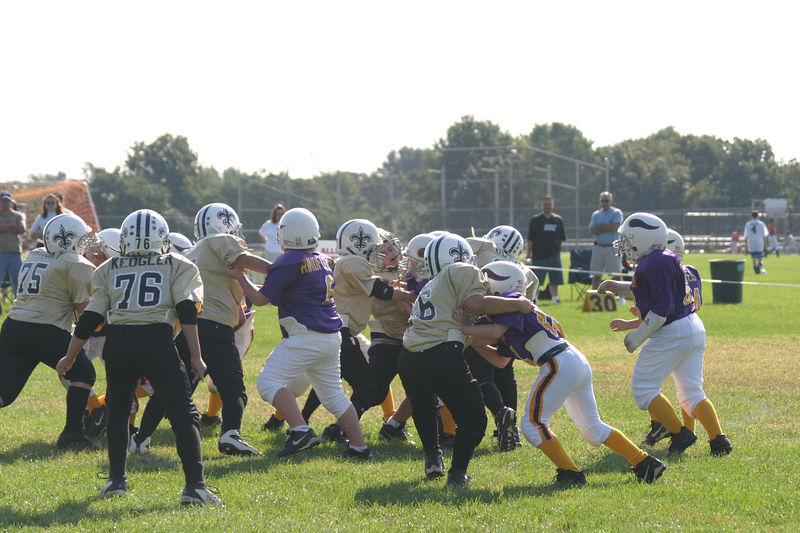 2003 Ryan's Football vs Vikings 065