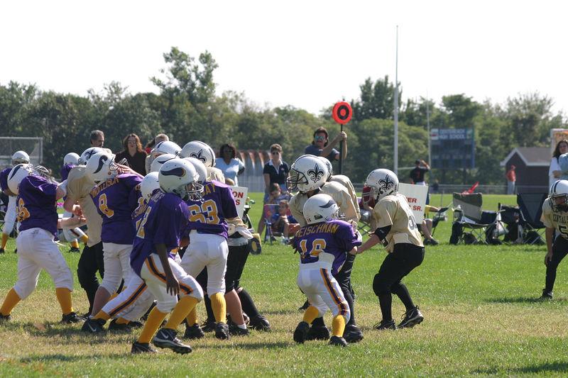 2003 Ryan's Football vs Vikings 198