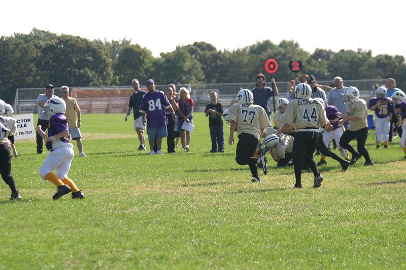 2003 Ryan's Football vs Vikings 079