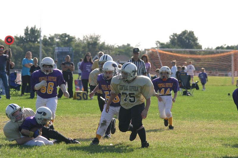2003 Ryan's Football vs Vikings 039