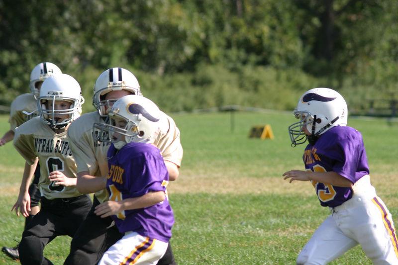 2003 Ryan's Football vs Vikings 060