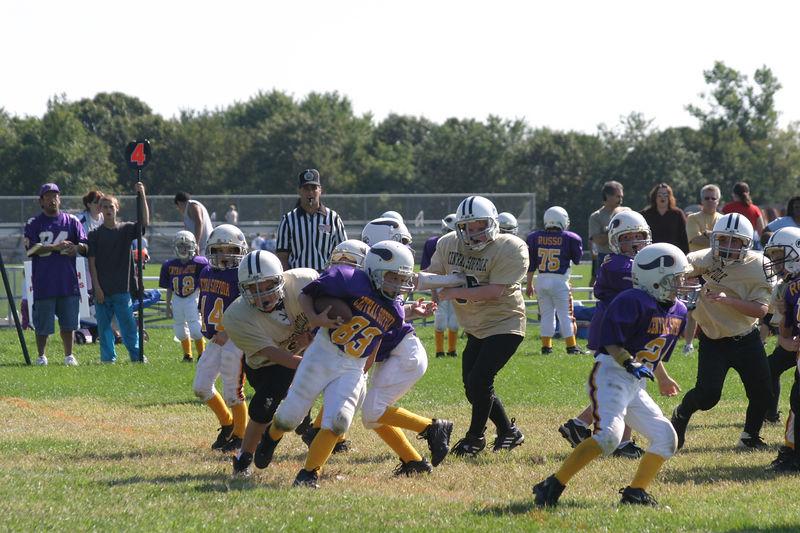 2003 Ryan's Football vs Vikings 201