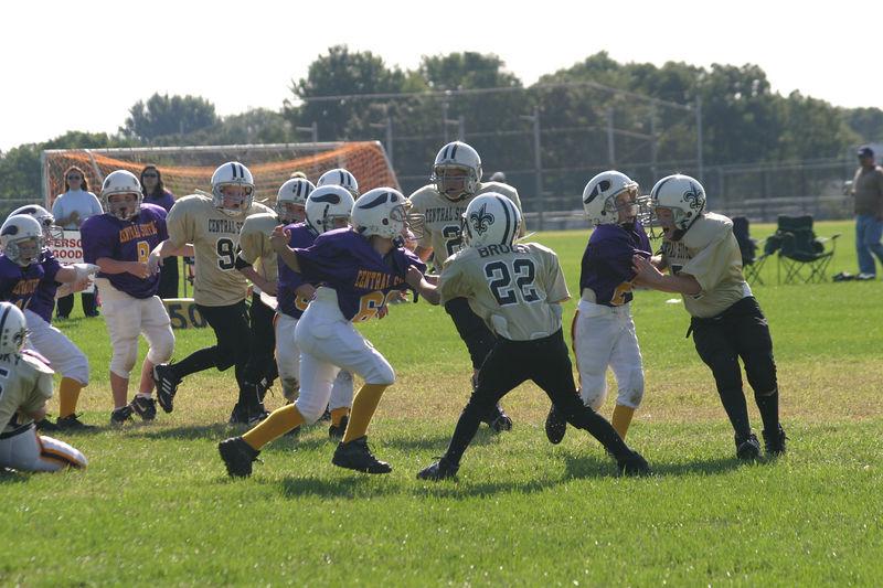 2003 Ryan's Football vs Vikings 036