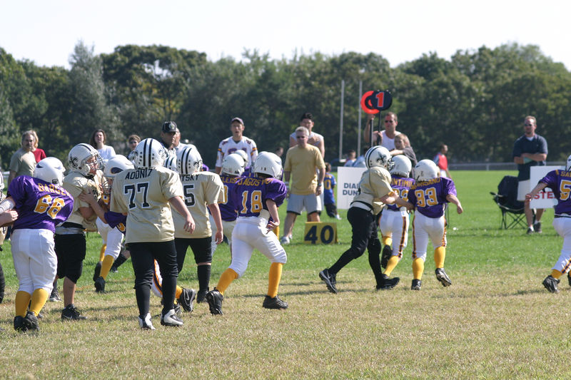 2003 Ryan's Football vs Vikings 117