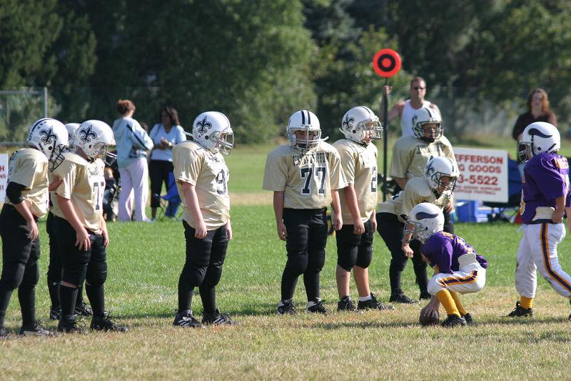 2003 Ryan's Football vs Vikings 051