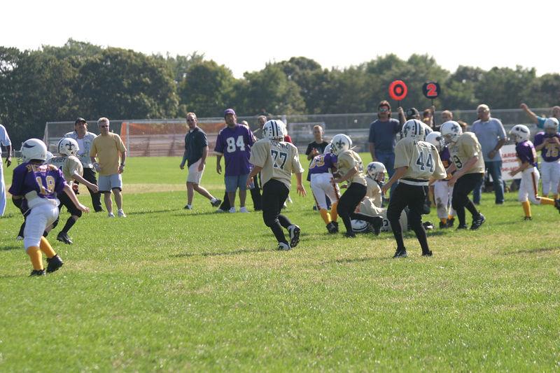 2003 Ryan's Football vs Vikings 080
