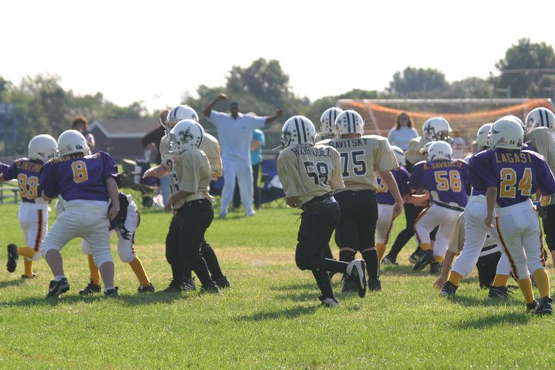 2003 Ryan's Football vs Vikings 030