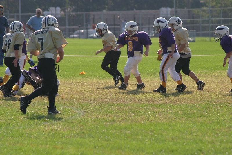 2003 Ryan's Football vs Vikings 050