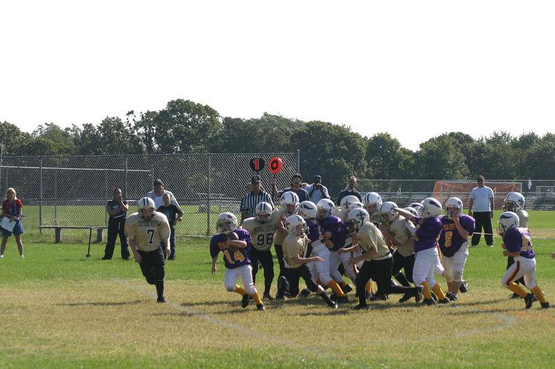 2003 Ryan's Football vs Vikings 097