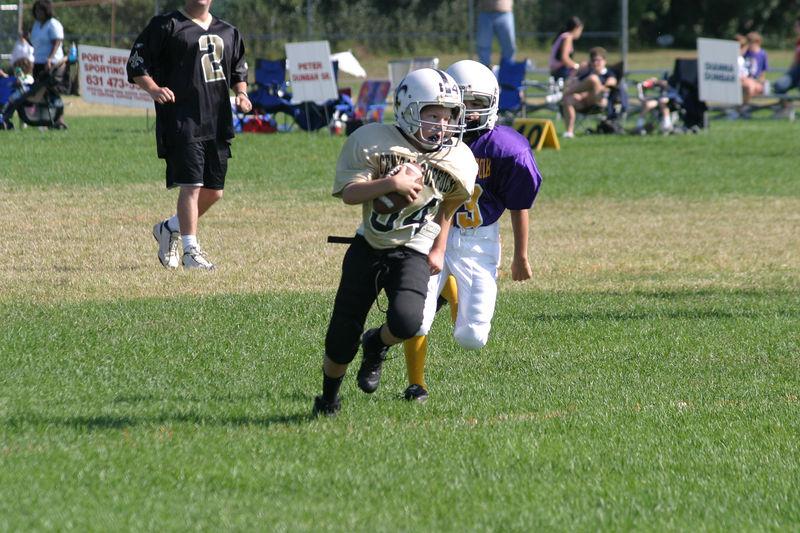 2003 Ryan's Football vs Vikings 138
