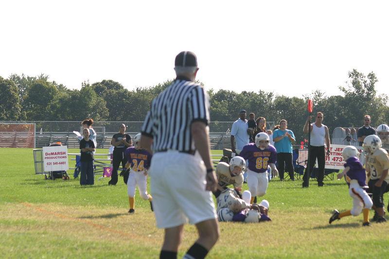 2003 Ryan's Football vs Vikings 018