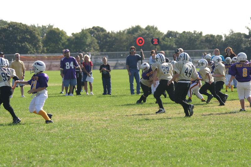 2003 Ryan's Football vs Vikings 078