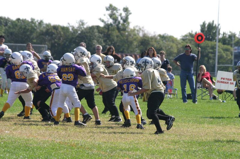 2003 Ryan's Football vs Vikings 190