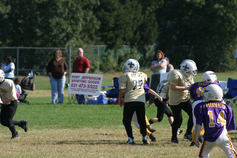 2003 Ryan's Football vs Vikings 120