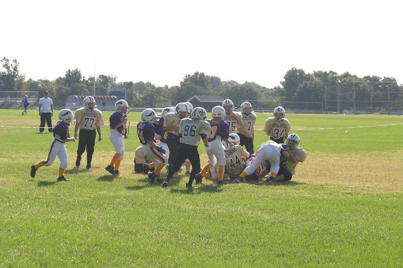 2003 Ryan's Football vs Vikings 015