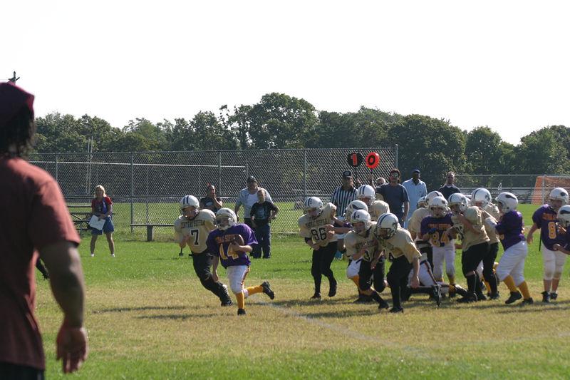 2003 Ryan's Football vs Vikings 098