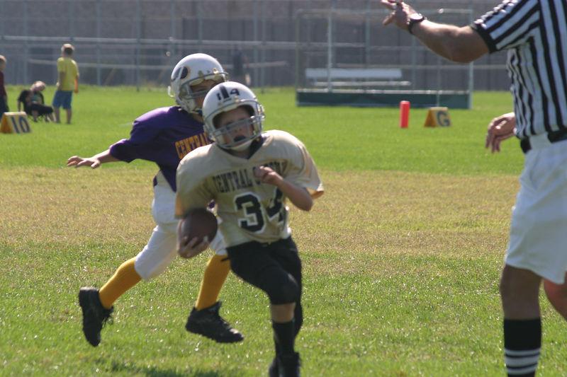 2003 Ryan's Football vs Vikings 156