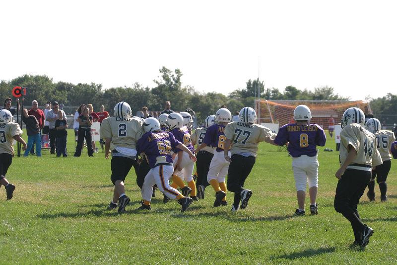2003 Ryan's Football vs Vikings 101