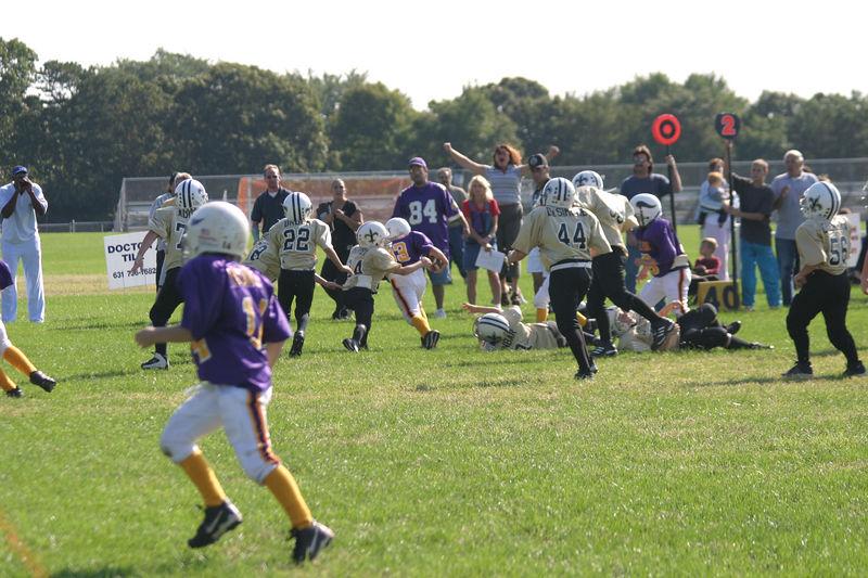 2003 Ryan's Football vs Vikings 083