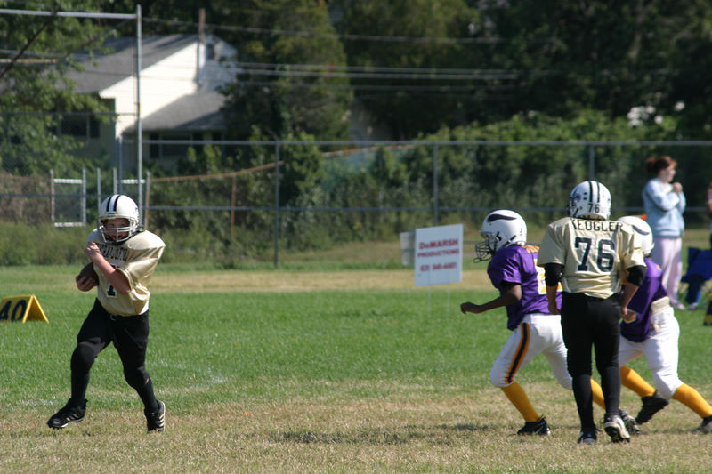 2003 Ryan's Football vs Vikings 123