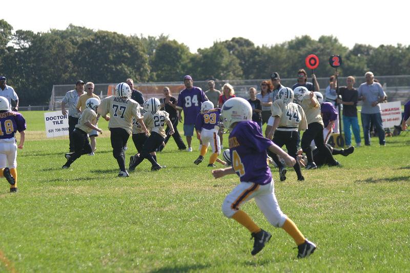 2003 Ryan's Football vs Vikings 082