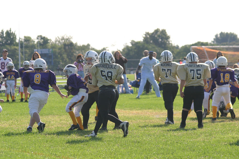 2003 Ryan's Football vs Vikings 031