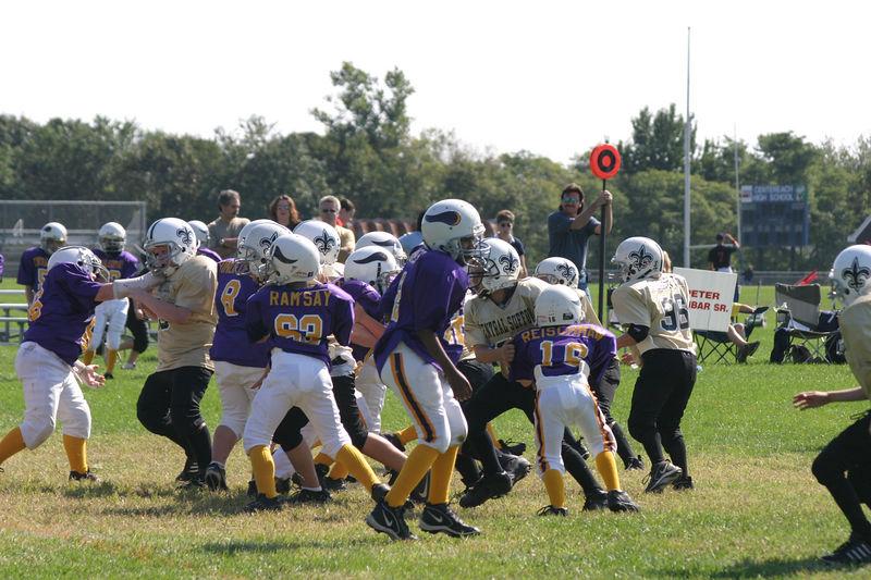 2003 Ryan's Football vs Vikings 199