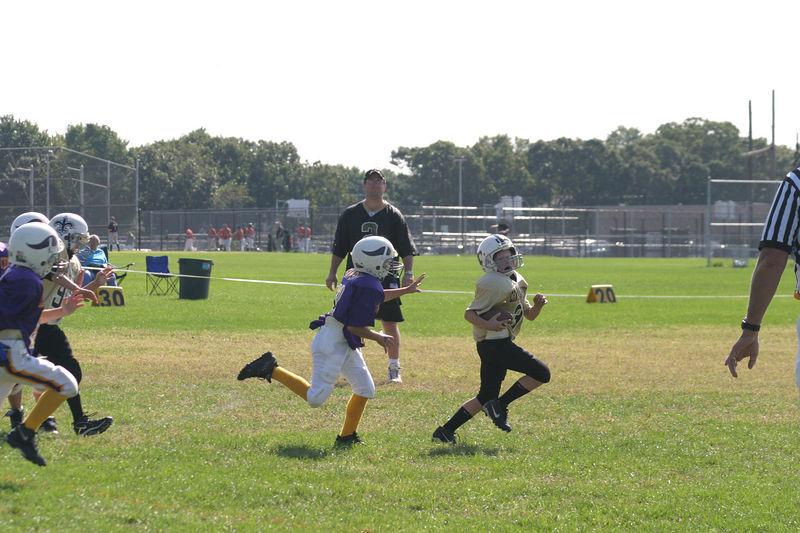 2003 Ryan's Football vs Vikings 161