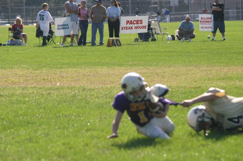 2003 Ryan's Football vs Vikings 087