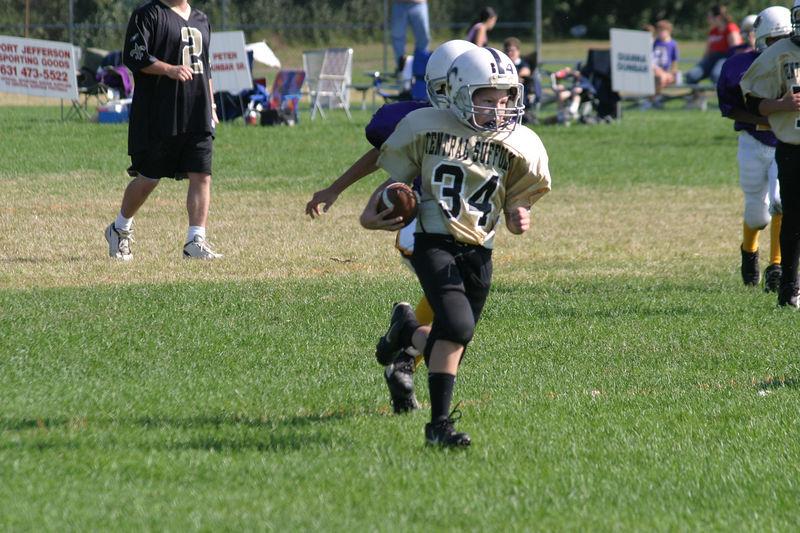 2003 Ryan's Football vs Vikings 139