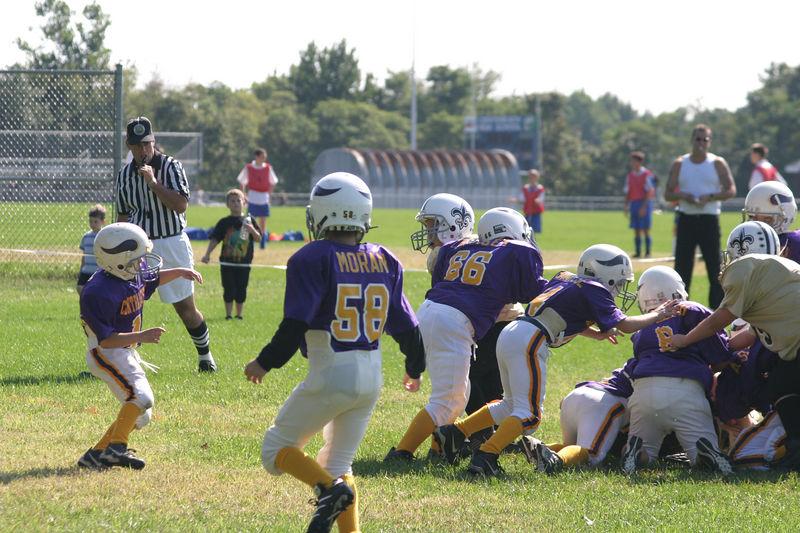 2003 Ryan's Football vs Vikings 185