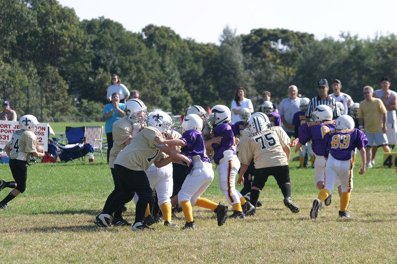 2003 Ryan's Football vs Vikings 113