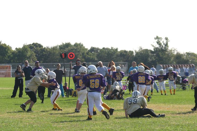 2003 Ryan's Football vs Vikings 075