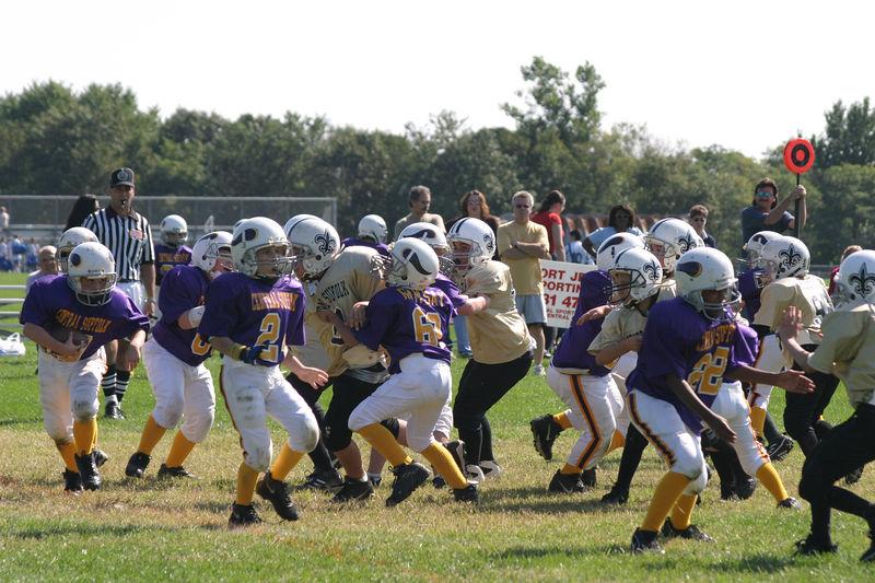 2003 Ryan's Football vs Vikings 200